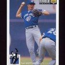 1994 Collector's Choice Baseball #269 Todd Stottlemyre - Toronto Blue Jays