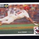 1994 Collector's Choice Baseball #268 Kevin Stocker - Philadelphia Phillies