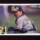 1994 Collector's Choice Baseball #259 Don Slaught - Pittsburgh Pirates