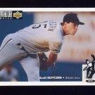 1994 Collector's Choice Baseball #247 Scott Ruffcorn - Chicago White Sox