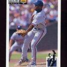 1994 Collector's Choice Baseball #244 Mel Rojas - Montreal Expos