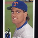1994 Collector's Choice Baseball #242 Kenny Rogers - Texas Rangers
