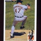 1994 Collector's Choice Baseball #227 Brad Pennington - Baltimore Orioles