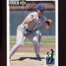 1994 Collector's Choice Baseball #212 Mike Morgan - Chicago Cubs