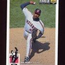 1994 Collector's Choice Baseball #205 Jose Mesa - Cleveland Indians