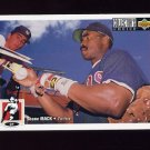 1994 Collector's Choice Baseball #182 Shane Mack - Minnesota Twins