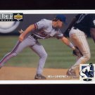 1994 Collector's Choice Baseball #170 Mike Lansing - Montreal Expos