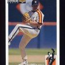 1994 Collector's Choice Baseball #153 Todd Jones - Houston Astros