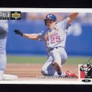 1994 Collector's Choice Baseball #148 Gregg Jefferies - St. Louis Cardinals