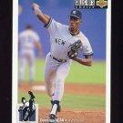 1994 Collector's Choice Baseball #147 Domingo Jean - New York Yankees