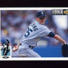 1994 Collector's Choice Baseball #101 Dave Fleming - Seattle Mariners