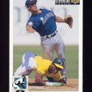 1994 Collector's Choice Baseball #059 Bret Boone - Seattle Mariners