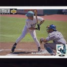 1994 Collector's Choice Baseball #047 Bret Barberie - Florida Marlins