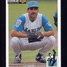 1994 Collector's Choice Baseball #039 Luis Aquino - Florida Marlins