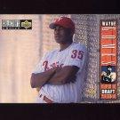 1994 Collector's Choice Baseball #022 Wayne Gomes RC - Philadelphia Phillies
