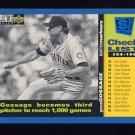 1995 Collector's Choice SE Baseball #262 Goose Gossage CL - Seattle Mariners