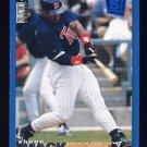 1995 Collector's Choice SE Baseball #228 Shane Mack - Minnesota Twins