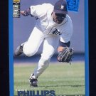 1995 Collector's Choice SE Baseball #223 Tony Phillips - Detroit Tigers NM-M
