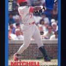 1995 Collector's Choice SE Baseball #203 Kevin Mitchell - Cincinnati Reds
