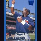 1995 Collector's Choice SE Baseball #167 Eddie Williams - San Diego Padres