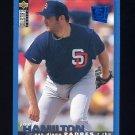 1995 Collector's Choice SE Baseball #161 Joey Hamilton - San Diego Padres