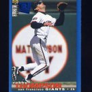 1995 Collector's Choice SE Baseball #111 Robby Thompson - San Francisco Giants
