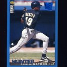 1995 Collector's Choice SE Baseball #043 Brian L. Hunter - Houston Astros