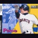 1995 Collector's Choice SE Baseball #030 Matt Williams RP - San Francisco Giants