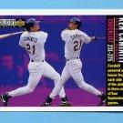 1996 Collector's Choice Baseball #363 Ken Caminiti CL - San Diego Padres