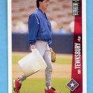 1996 Collector's Choice Baseball #347 Bob Tewksbury - Texas Rangers