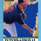 1996 Collector's Choice Baseball #335 Dennis Martinez IF - Cleveland Indians