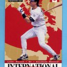 1996 Collector's Choice Baseball #326 Larry Walker IF - Colorado Rockies