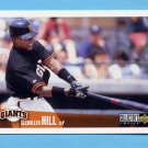1996 Collector's Choice Baseball #305 Glenallen Hill - San Francisco Giants