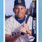 1996 Collector's Choice Baseball #297 Roberto Petagine - San Diego Padres