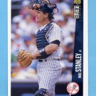 1996 Collector's Choice Baseball #236 Mike Stanley - New York Yankees