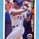 1996 Collector's Choice Baseball #218 Edgardo Alfonzo - New York Mets