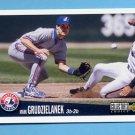 1996 Collector's Choice Baseball #213 Mark Grudzielanek - Montreal Expos