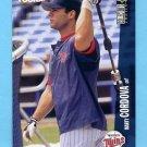1996 Collector's Choice Baseball #199 Marty Cordova - Minnesota Twins