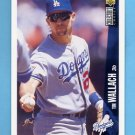 1996 Collector's Choice Baseball #187 Tim Wallach - Los Angeles Dodgers