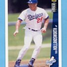 1996 Collector's Choice Baseball #182 Todd Hollandsworth - Los Angeles Dodgers