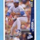 1996 Collector's Choice Baseball #169 Tom Gordon - Kansas City Royals