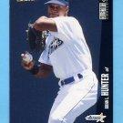 1996 Collector's Choice Baseball #161 Brian L. Hunter - Houston Astros