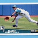 1996 Collector's Choice Baseball #149 Jerry Browne - Florida Marlins