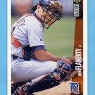 1996 Collector's Choice Baseball #141 John Flaherty - Detroit Tigers