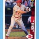1996 Collector's Choice Baseball #112 Hal Morris - Cincinnati Reds