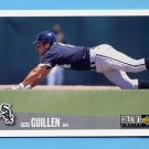 1996 Collector&#39;s Choice Baseball #094 Ozzie Guillen - Chicago White Sox