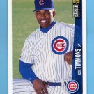 1996 Collector's Choice Baseball #088 Ozzie Timmons - Chicago Cubs
