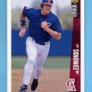 1996 Collector's Choice Baseball #071 Jim Edmonds - California Angels