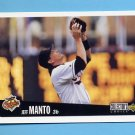 1996 Collector's Choice Baseball #058 Jeff Manto - Baltimore Orioles