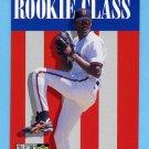1996 Collector's Choice Baseball #038 Jamie Brewington RC - San Francisco Giants
